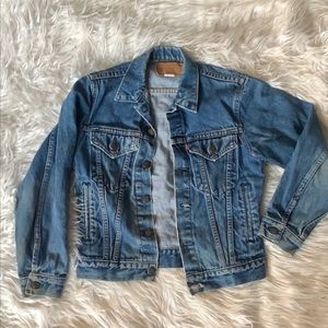 Rare Vintage Levi's Denim Jacket